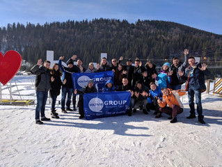Voltage Group Team trip to the Carpathian Mountains