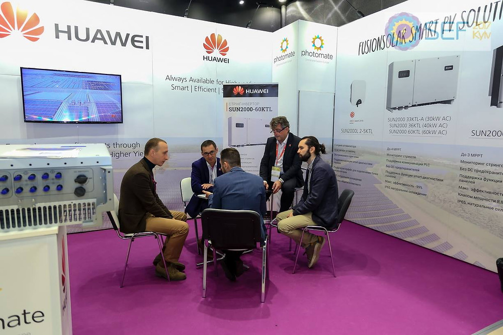 Voltage Group - Huawei Meeting on SEF-2017