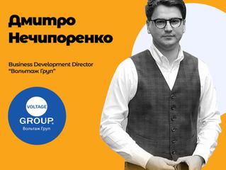 Дмитро Нечипоренко став гостем прямого ефіру проекту Європа Плюс «Експертна думка»