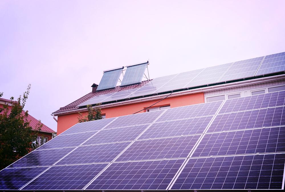 Solar Power Plant Green Tariff PPA