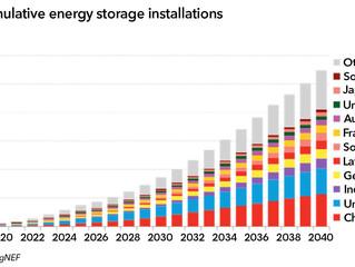 Energy Storage investment boom / Інвестиційний бум у енерджі сторейдж