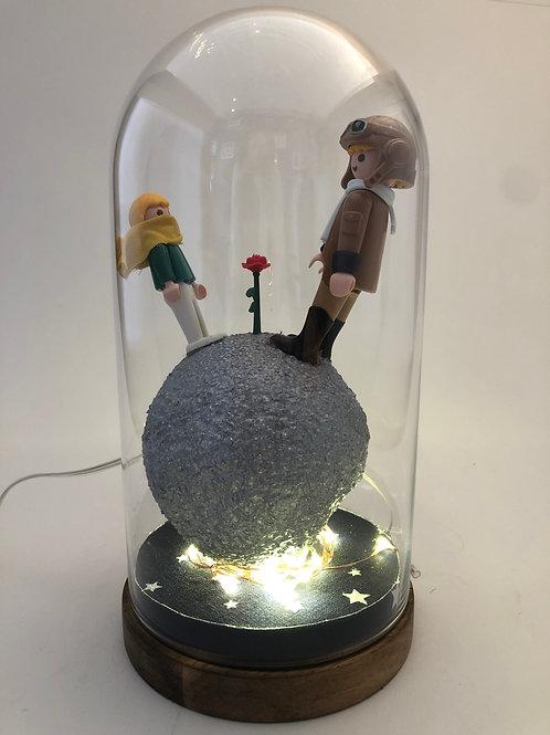 Lampe Playmobil - Mon petit Prince