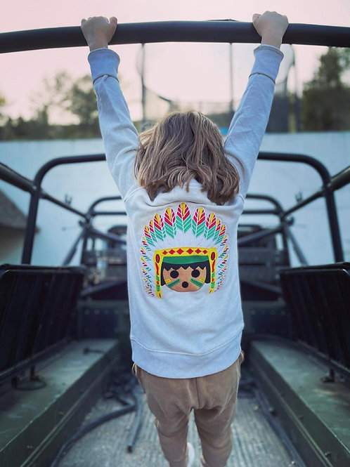 "Sweat Enfant ""Apache"""