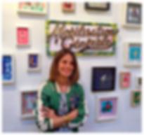 charlotte schneider cadre lampe Paymobil décoration kids design art