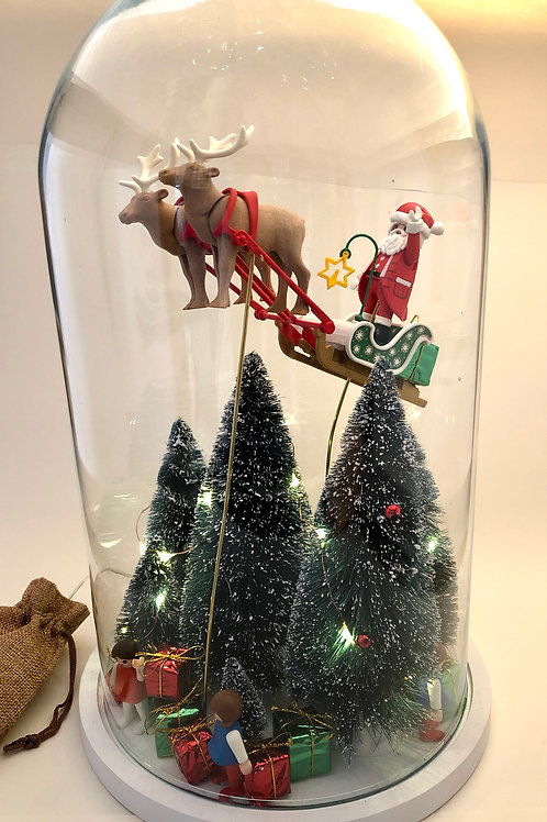 Lampe Playmobil - Merry Christmas