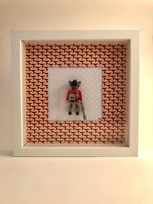Cadre Playmobil - Auguste