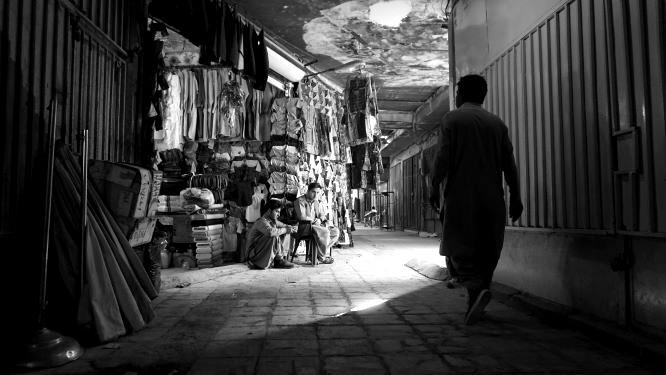 Armut trifft viele Menschen der Provinz. Bild: TM