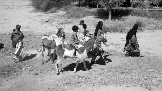 Armut prägt die Provinz. Bild: TM