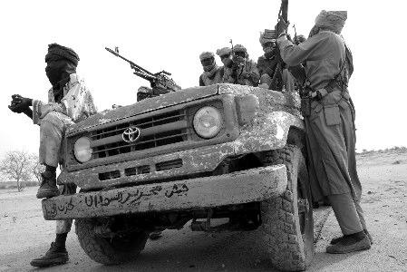 Von Darfur nach Khartoum: Die Janjawid sind zurück - und mächtiger denn je