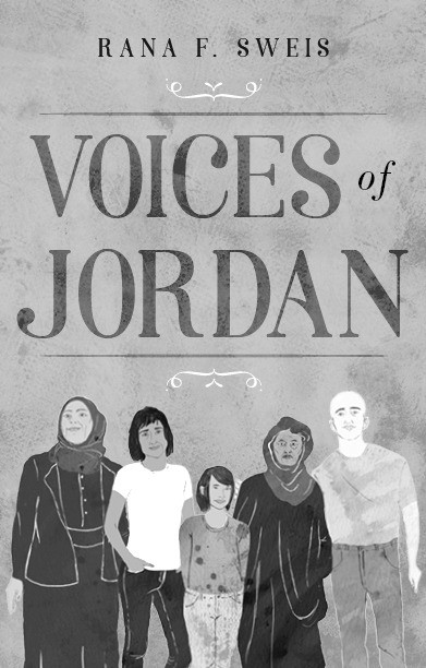Rana Sweis: Voices of Jordan. (Bild: Verlag Hurst)