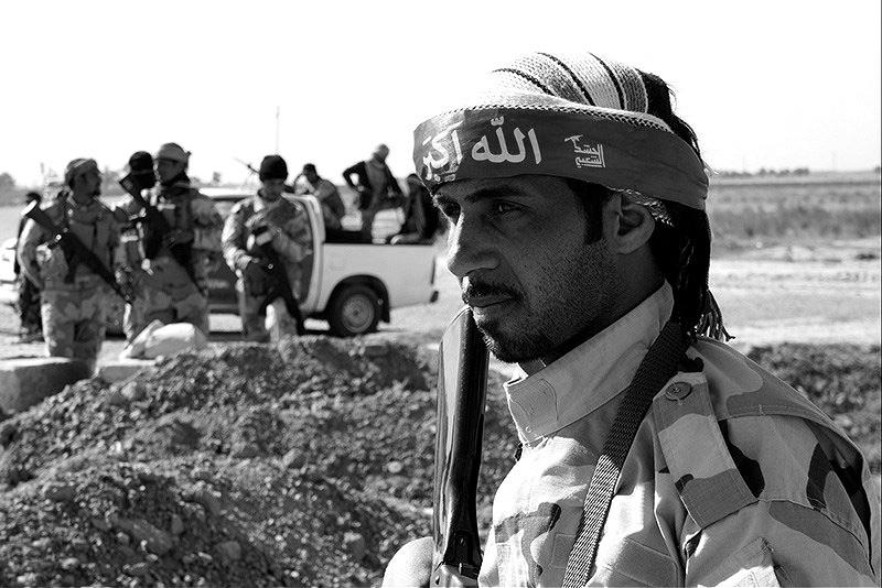 Für das irakische Volk oder doch eher iranische Interessen?