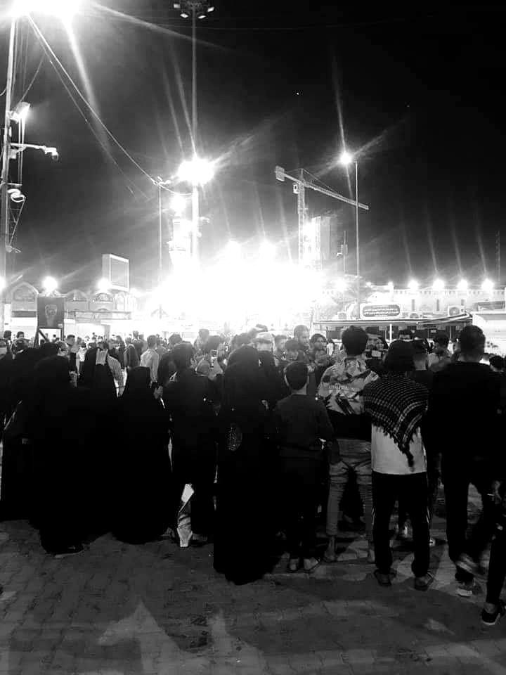 Trotz einer drohenden Seuche wird weiter gefeiert. Bild: Sinan Salaheddin Mahmoud