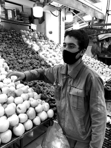 Entrechtet und besonders unter Druck: Afghanen im Iran. Bild: TM