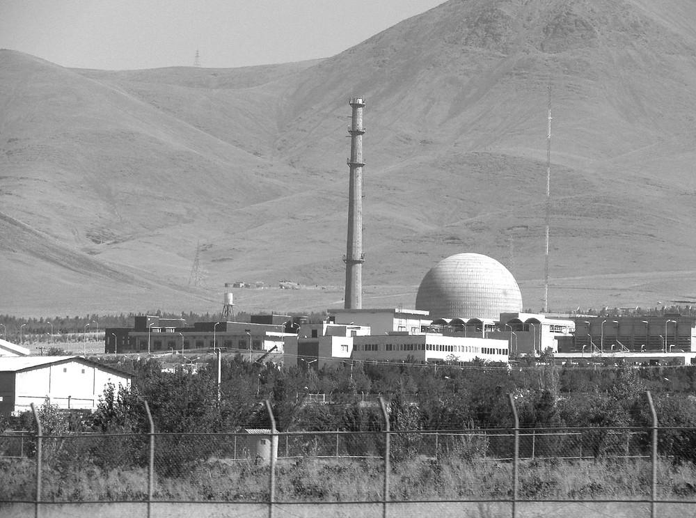 Reaktor in Arak/Iran