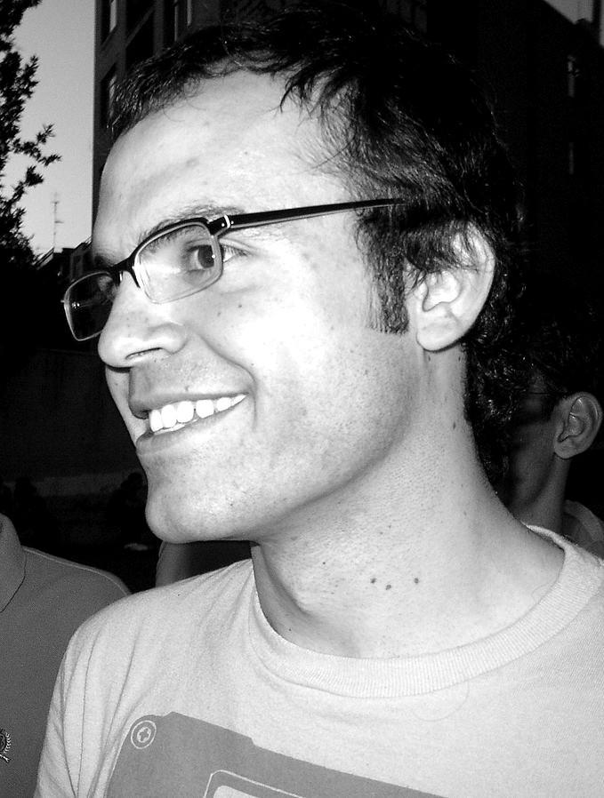 Hossein Derakshan aka Hoder