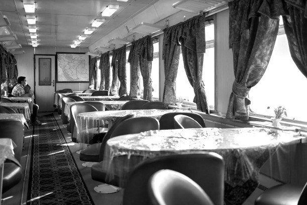 Empty trains cause serious financial threats for Iran's railways. Pic: TM