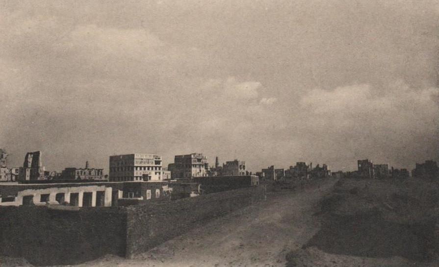 Al-Mukha im 19. Jahrhundert