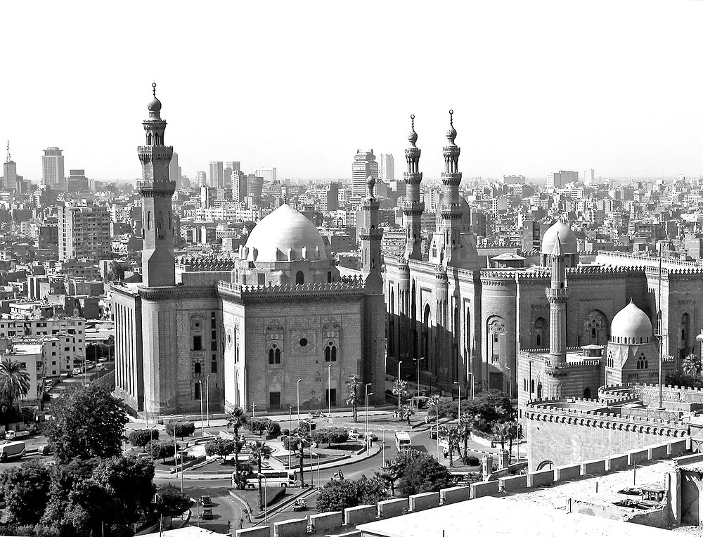 Heimat und Mittelpunkt seines Wirkens: Kairo, die Großartige
