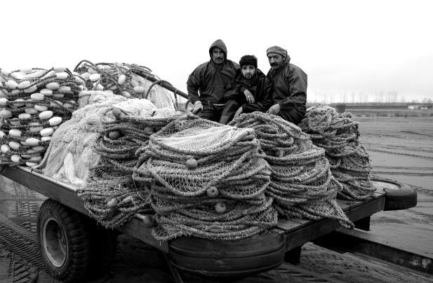 Harte Arbeit für Gilans Fischer. Bild: TM