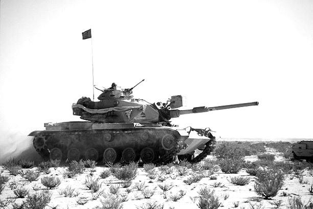 Mehr Wirtschaftsunternehmen als Armee: Die ägyptischen Streitkräfte, hier mit einem alten M60 Panzer