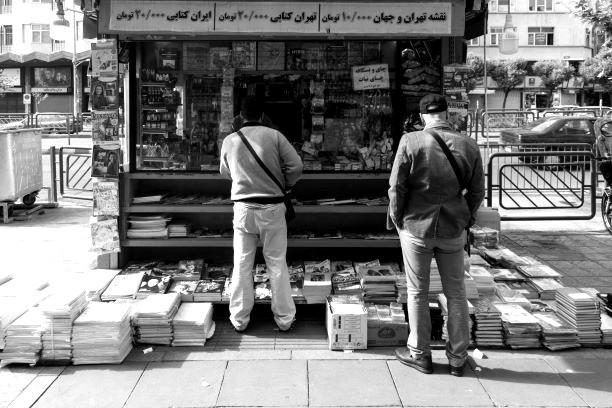 In der Kritik: Medien im Iran. Bild: TM