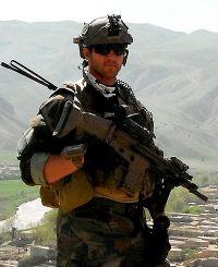 Sgt Justin M. Hansen