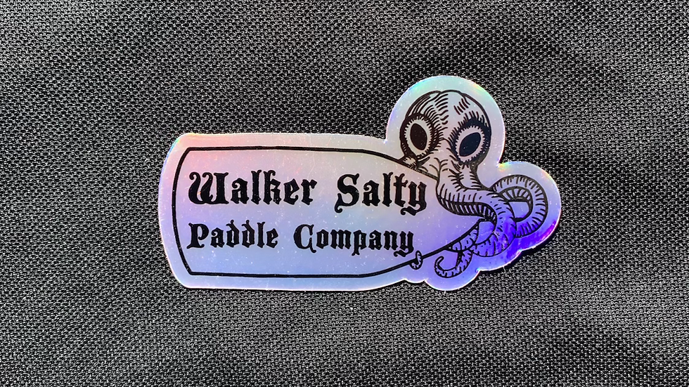 Iridescent Walker Salty Paddle Company