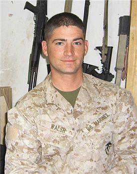 Sgt. Nicholas R. Walsh