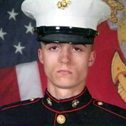 LCpl Roger Hager
