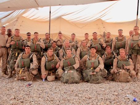 CAMP DWYER, AFGHANISTAN