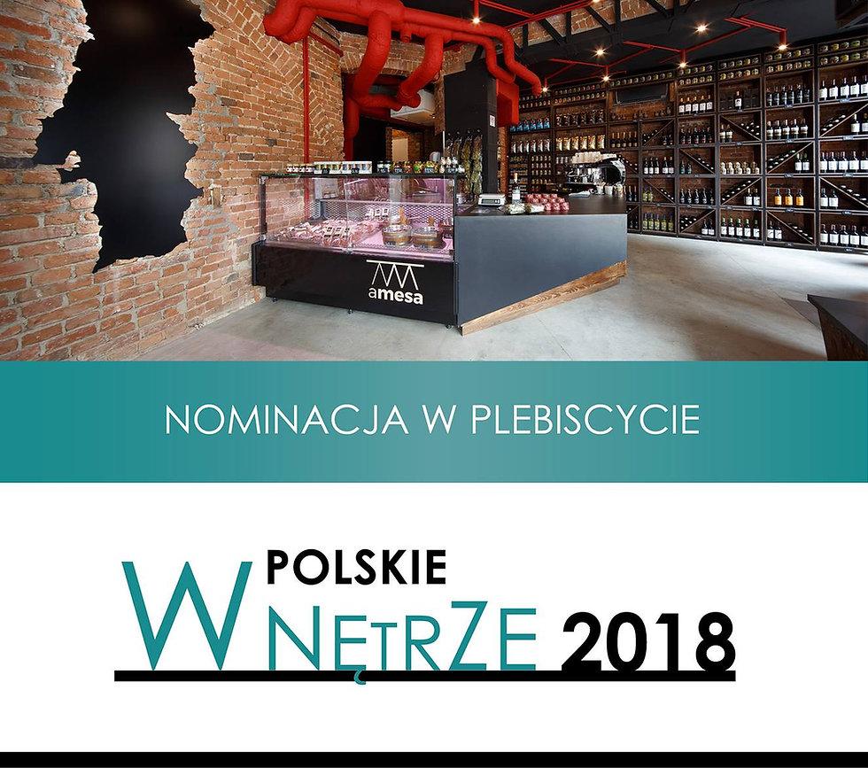 POLSKIE WNĘTRZ 2018