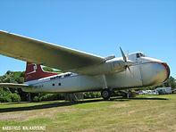 Bristol B.170 Freighter Mk.31 ZK-CLU