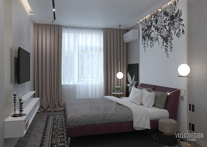 Спальня с росписью стен.jpg