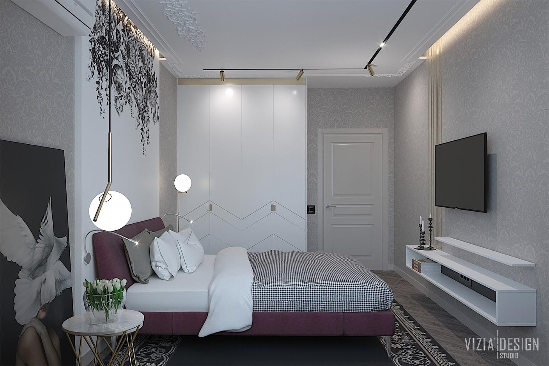 Спальня с бордовой кроватью.jpg