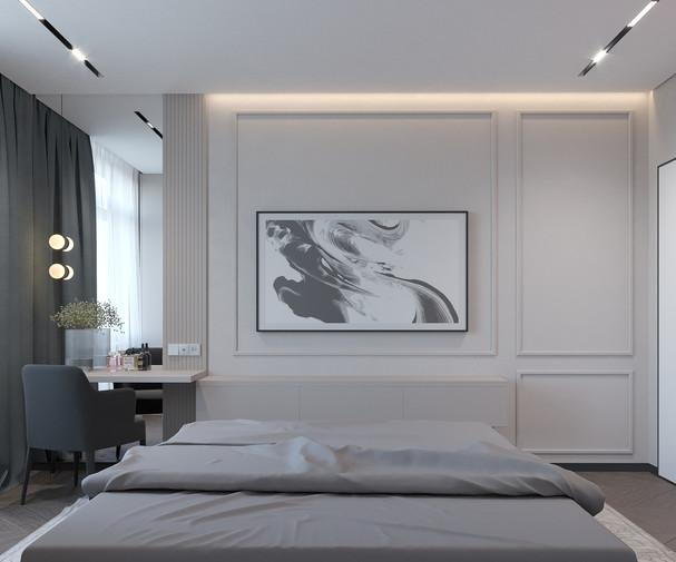 стена с телевизором в спальне.jpg