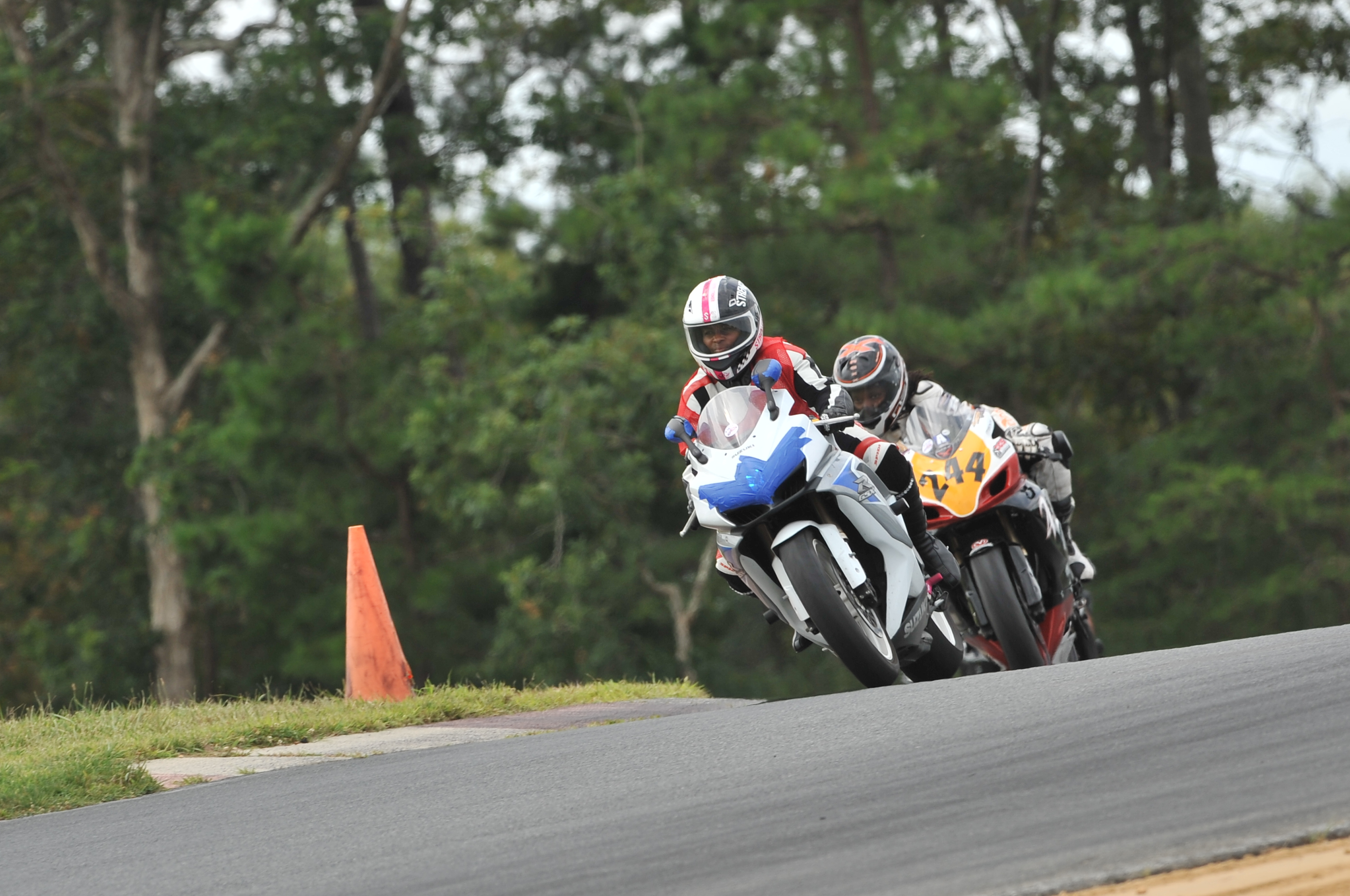 Petey and SJ24 Roadracing