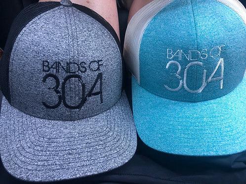 Bands of 30A Logo Hat