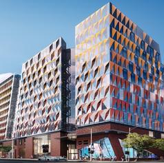 Melbourne Connect, University of Melbourne.