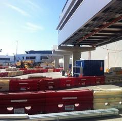 Terminal 4 & Pier F redevelopment