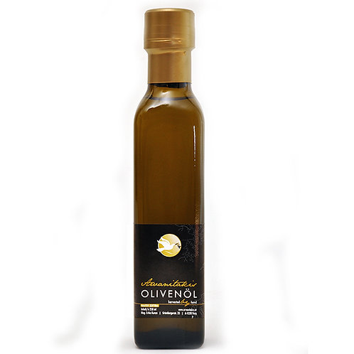 Olivenöl gefiltert (250ml)