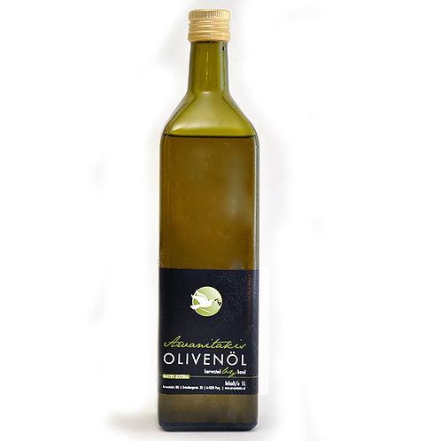 Olivenöl naturtrüb (1 L)