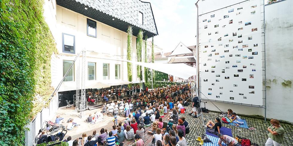 Picknickkonzert mit dem Sinfonieorchester Basel