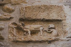 la pierre de réemploi martyr saturnin daumazan