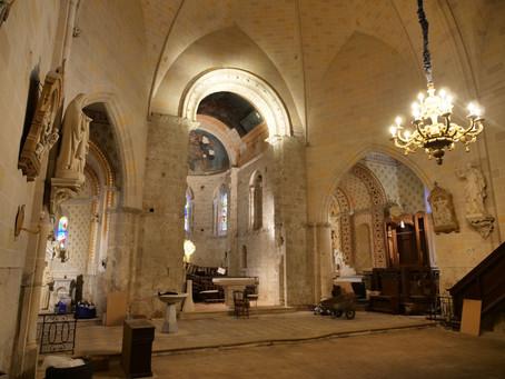 Grand ménage à l'église Saint Sernin