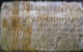 pierre de consécration église saint sernin daumazan