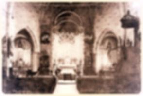 inauguration église saint sernin daumazan 1892