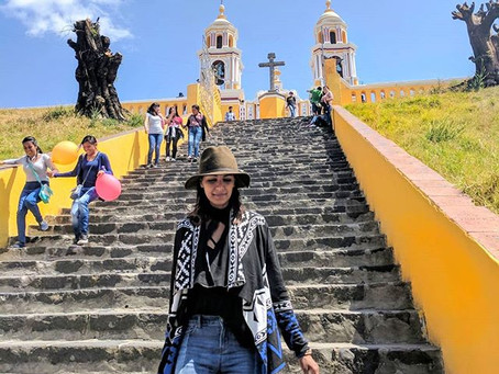 Mexico Part II-- Central Mexico
