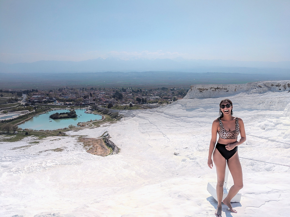 Turkey Destinations: Pamukkale what you should not miss in Turkey.