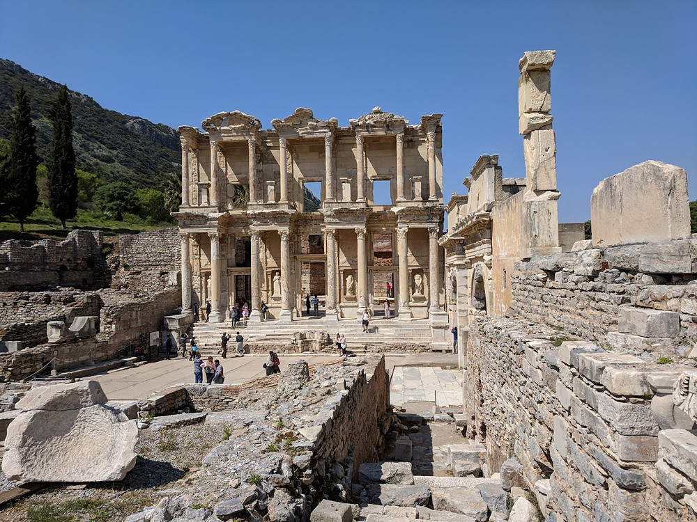 The seven wonders of the ancient world. Ephesus, Turkey. Turkey Destinations.