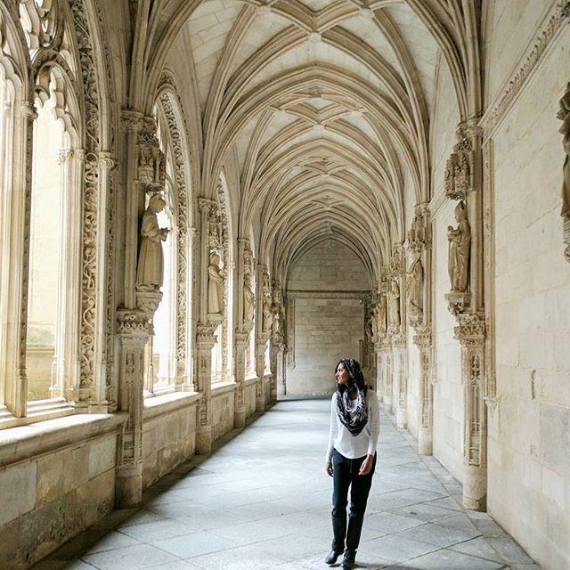 Monastery in Toledo, Spain.